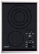 """15"""" Electric Cooktop Product Image"""