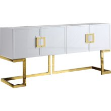 "Beth Buffet  Console Table - 64"" W x 18"" D x 31"" H"