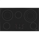 "Electric Radiant Cooktop with Electronic Touch Control, 36"", Black Product Image"