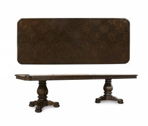 Collection One Harvest Dining Table - Espresso