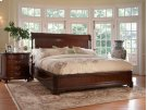 Charleston Platform Panel King Bed Product Image
