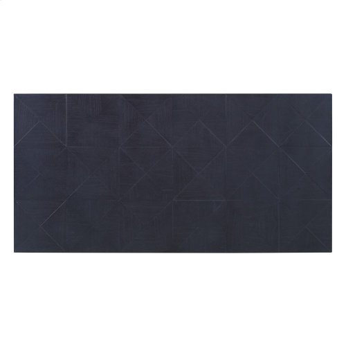 Rectangular Cocktail Table - Black