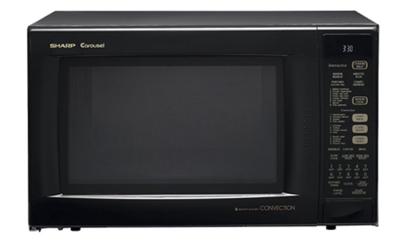 Viking Countertop Convection Microwave Oven : Sharp Carousel Countertop Convection + Microwave Oven 1.5 cu. ft. 900W ...