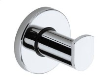 Towel hook - chrome-plated