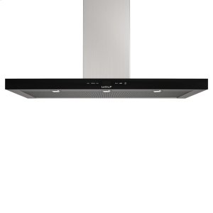 "Wolf45"" Cooktop Wall Hood - Black"