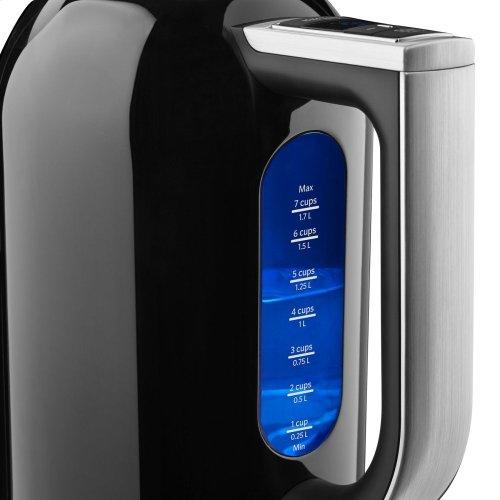 1.7 L Electric Kettle - Onyx Black