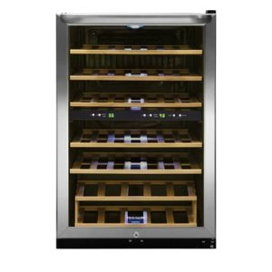 38 Bottle Two-Zone Wine Cooler -