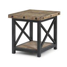 Carpenter End Table