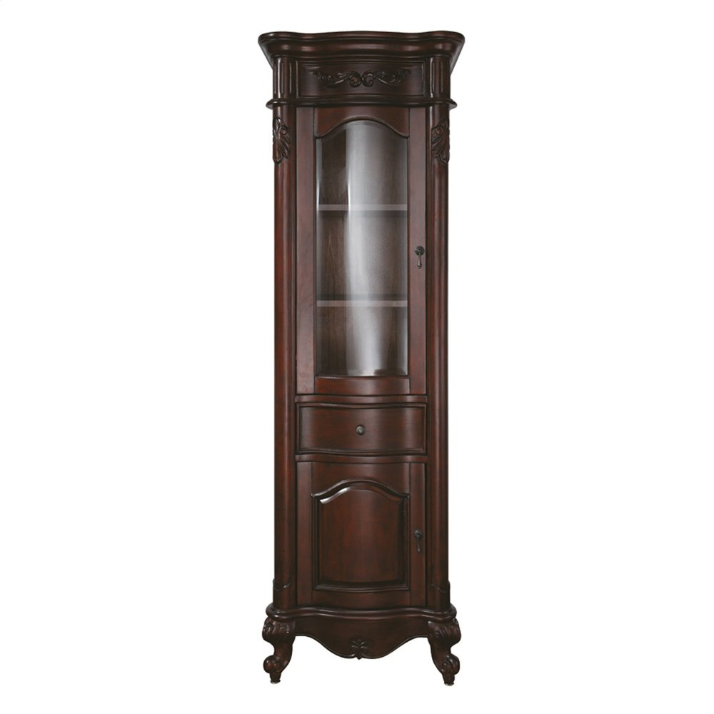 PROVENCE 24 in. Linen Tower