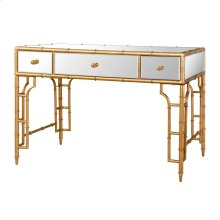 Collette Desk, Gold