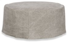 TRISTIN - 1650 SKIRTED SLIP (Ottomans and Benches)