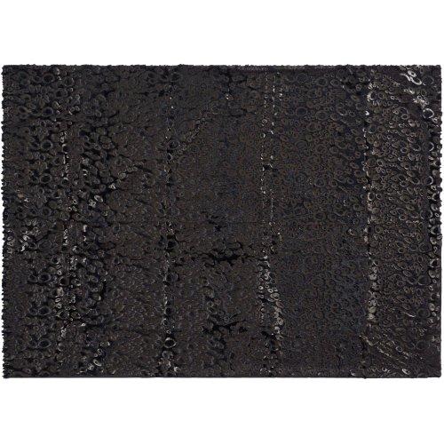 "Fur N9510 Black 50"" X 70"" Throw Blankets"
