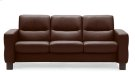 Stressless Wave Lowback Medium Sofa Product Image
