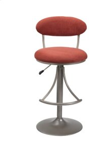Venus Swivel Adjustable Barstool - Flame