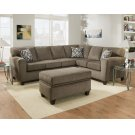 3100 - Cornell Pewter Sectional Product Image