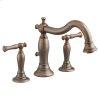 Quentin Deck-Mount Bathtub Faucet - Polished Chrome