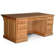"Classic Executive Desk, Classic Executive Desk, 72"""