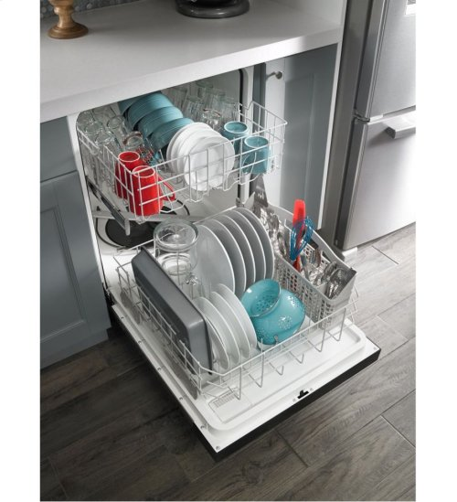 Amana® Dishwasher with Triple Filter Wash System