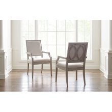 Cinema by Rachael Ray Upholstered Arm Chair