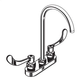 Monterrey Centerset with Rigid/Swivel Spout - 1.5 gpm - Polished Chrome