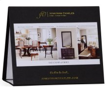 Luxe Collection Cardboard Table Display