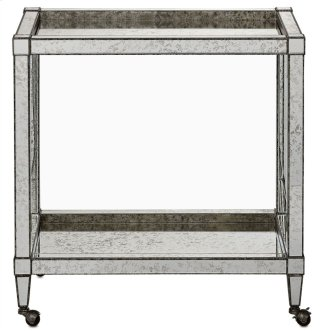 Monarch Bar Cart - 31h x 30w x 17.5d
