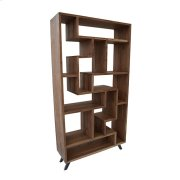 Bengal Manor Acacia Wood Multi Level Etagere Product Image