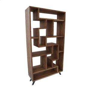 CRESTVIEW COLLECTIONSBengal Manor Acacia Wood Multi Level Etagere