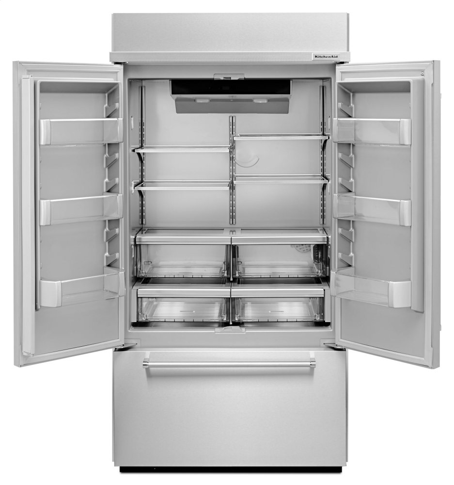 "24.2 Cu. Ft. 42"" Width Built-In Panel Ready"