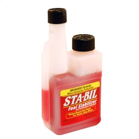 FUEL STABILIZE 8 OZ (CASE QTY