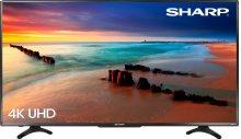 "65"" Class ( 64.5"" Diag.) 4K UHD 60 Hz Roku TV"