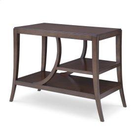 Turner Side Table - Chestnut Brown