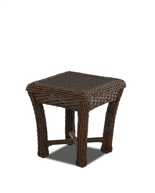 Laurel Square Accent Table