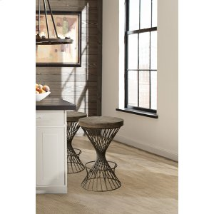 Hillsdale FurnitureKanister Non Swivel Bar Stool