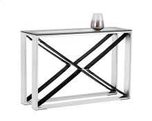 Mavis Console Table - Black