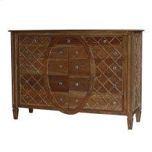 Dauphine 11 Drawer Dresser