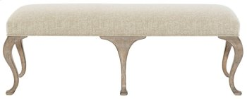 Campania Bench in Campania Weathered Sand (370) Product Image