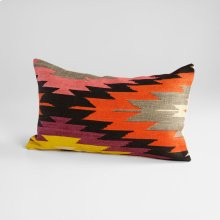 Ganado Pillow Jute Screen-Printed On 100% Jute Fabric