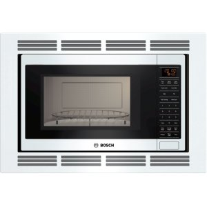 BOSCH800 Series Speed Oven 24'' White, Door Hinge: Left
