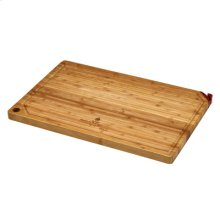 Bamboo Cutting Board with Knife Sharpener (LIMITED EDITION)