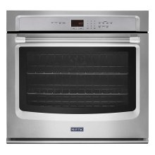 27-inch Wide Single Wall Oven with Convection - 4.3 cu. ft.