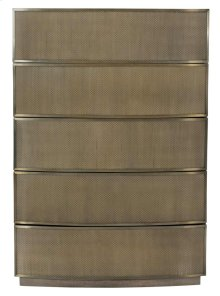 Profile Drawer Chest in Profile Warm Taupe (378)
