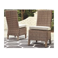 Side Chair with Cushion (2/CN)
