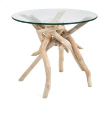 Driftwood Accent Table