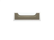 Flush Scoop Recess Amalfine In Silver Bronze And Bright Chrome