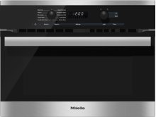 "DISPLAY MODEL 60cm (24"") H 6200 BM PureLine DirectSelect Speed Oven"