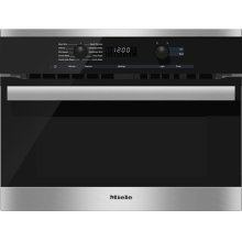 "60cm (24"") H 6200 BM PureLine DirectSelect Speed Oven"