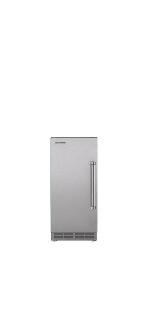 "15"" Outdoor Ice Maker with Pump - Panel Ready"