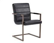 Jafar Armchair - Black Product Image