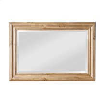 Homecoming Pine Landscape Mirror